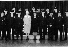 Long Service Awards 1970's