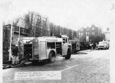 6 Pump Fire Montague St Blackburn