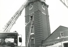 Red Watch Standard Station Drill