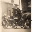 Horse Drawn Fire Engine 1900's