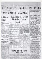 A.R.P. Training In Blackburn