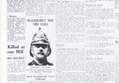 New Chief or Blackburn