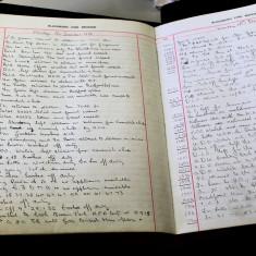 Log Book 58 1972 -1973