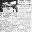 Worst floods in 50 Years in Blackburn