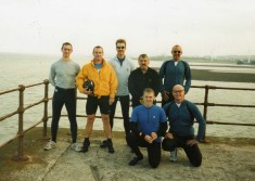 Coast To Coast Bike Ride 2001