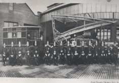 Blackburn Fire Brigade April 1925