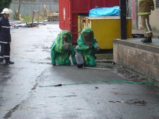 Ledatech Decontamination Training